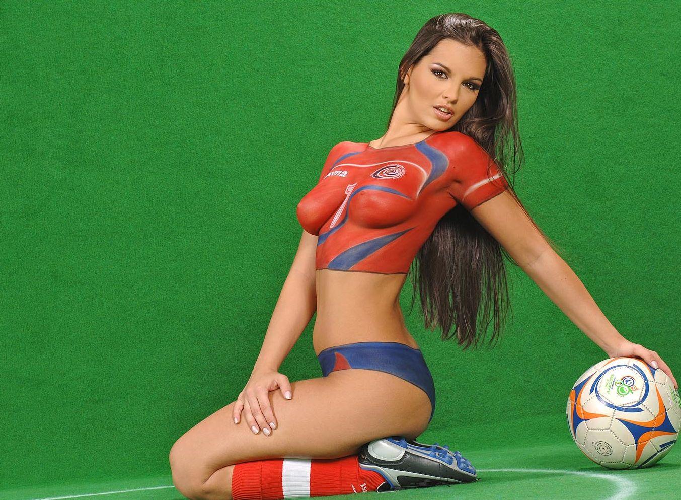 Футбол болельщицы эротика