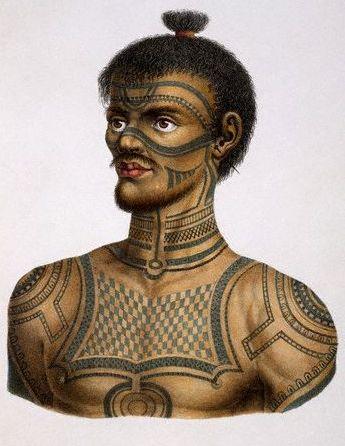 татуировки древности, истоки татуировки