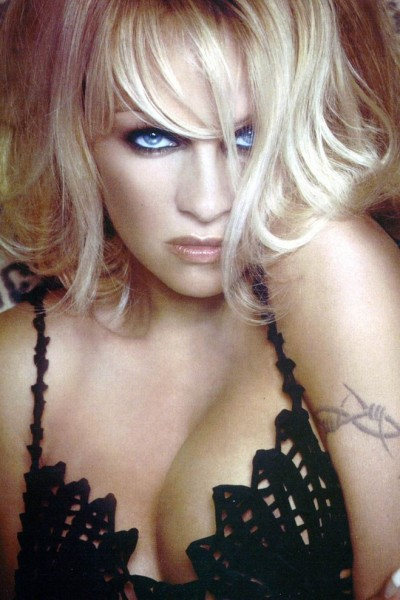 секс татуировка Памелы Андерсон