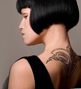 красивая татуировка