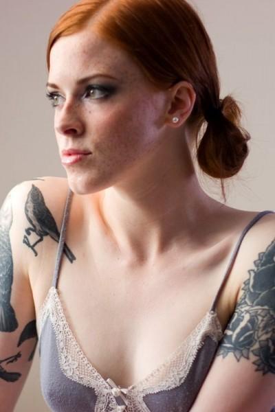 татуировка птиц
