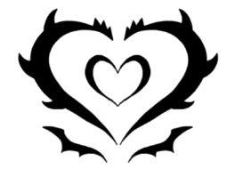 Эскизы интимных татуировок и рун похоти Womb Tattoo, Inmon