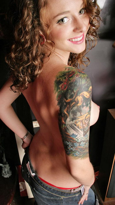 Татуировки и пирсинг фото 4