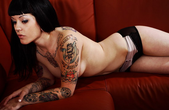 Татуировки и пирсинг фото 7