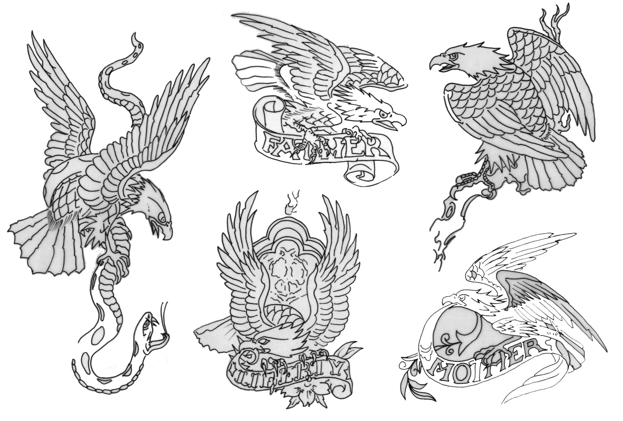 татуировок в картинка каталог