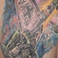 Татуировка от Максима Колесникова 01