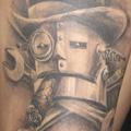 Татуировка от Максима Колесникова 03