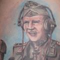 Татуировка от Максима Колесникова 06