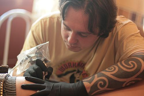 Галерея татуировок и советы от Торикашвили Дениса / Тидан