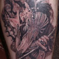 Татуировка студии татуировок Миши Тату
