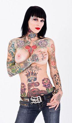 Значение татуировок с животными